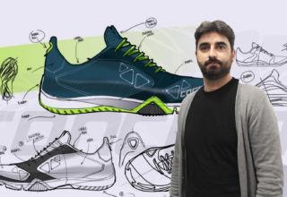 Diseñar calzado deportivo