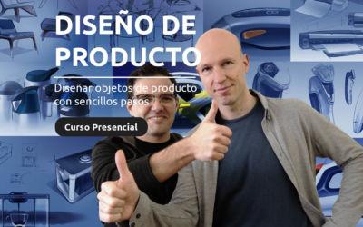 Workshop presencial diseño de producto