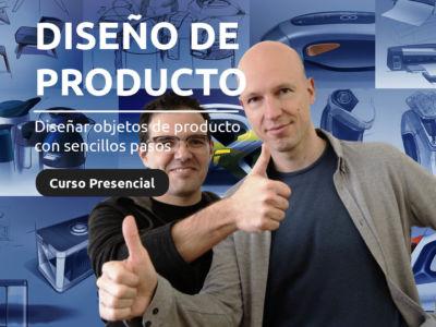 Formación presencial Diseño de producto