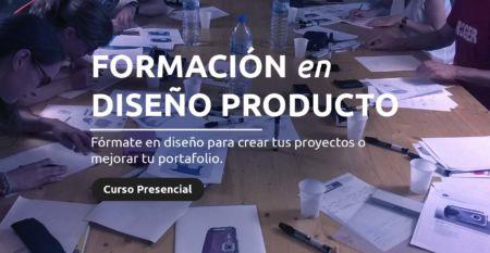 Formación de diseño de producto